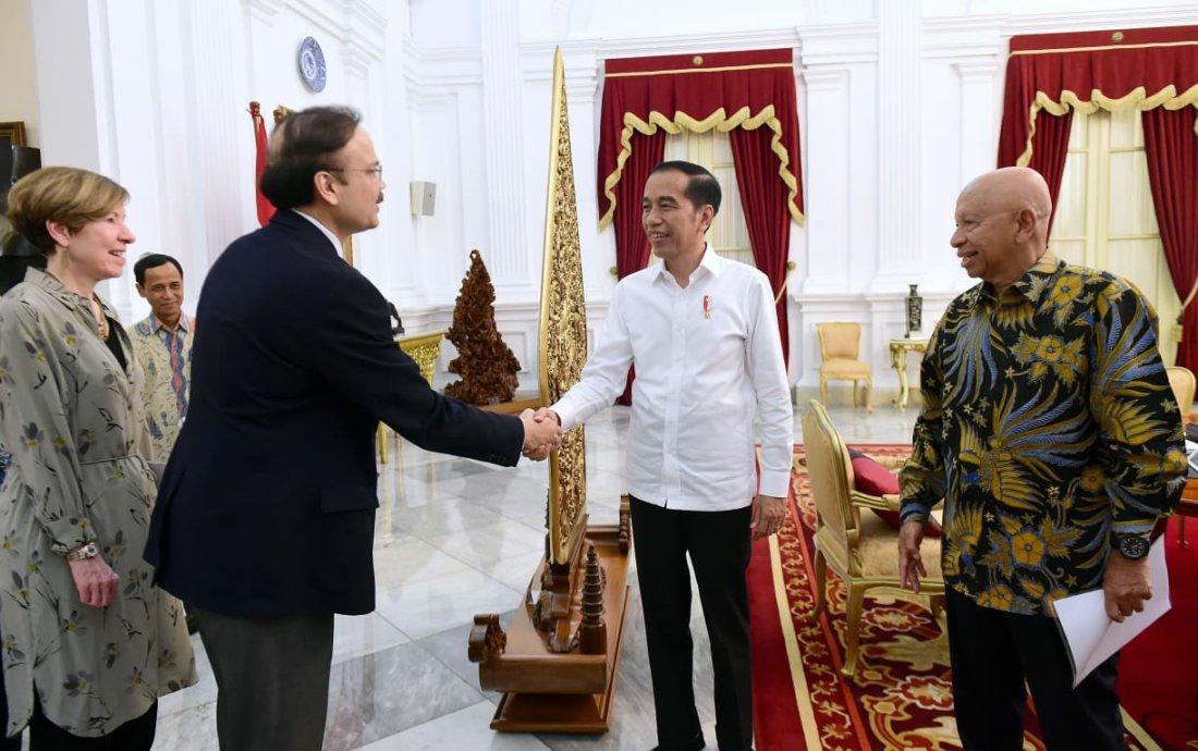 Jokowi Dukung Aksi Stop dan Eliminasi TBC Hingga 20130