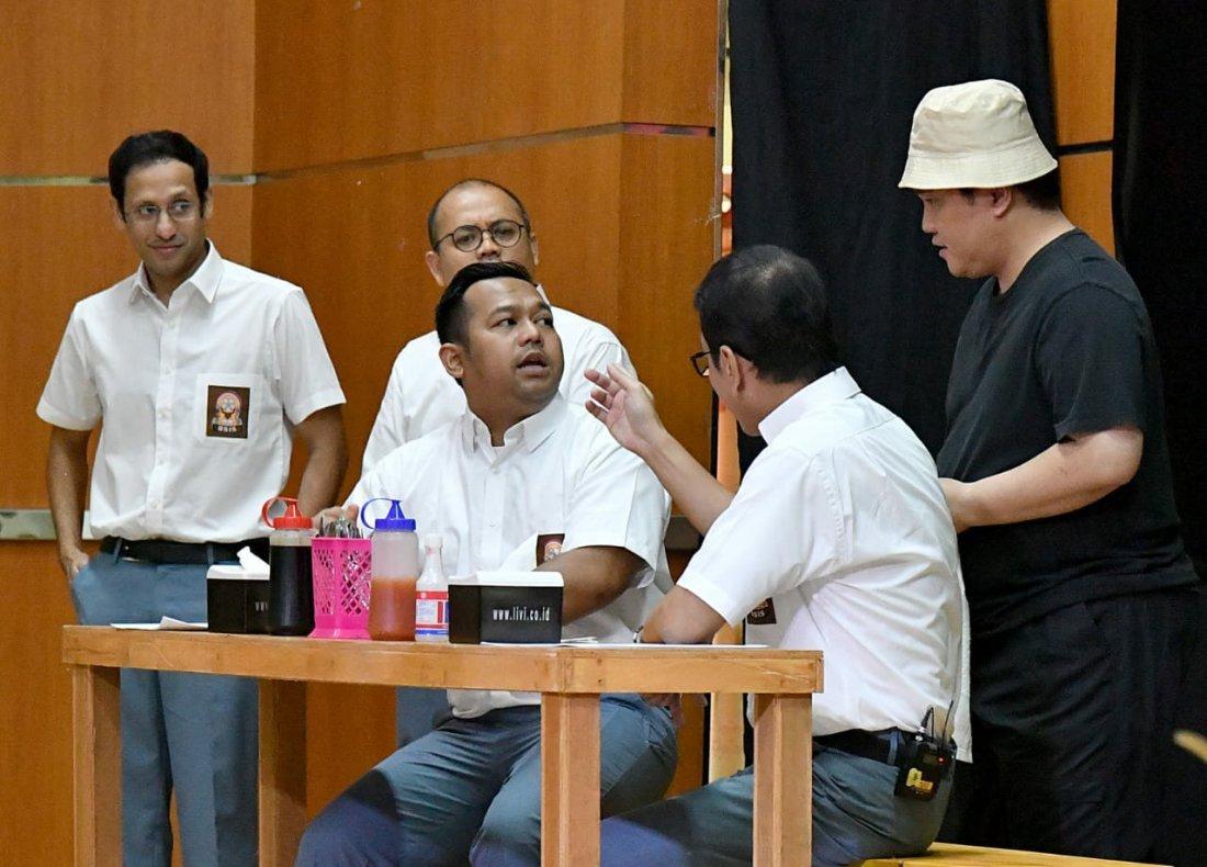 Jokowi Kembali Ingatkan Bahaya Korupsi, Kolusi dan Nepotisme (KKN)