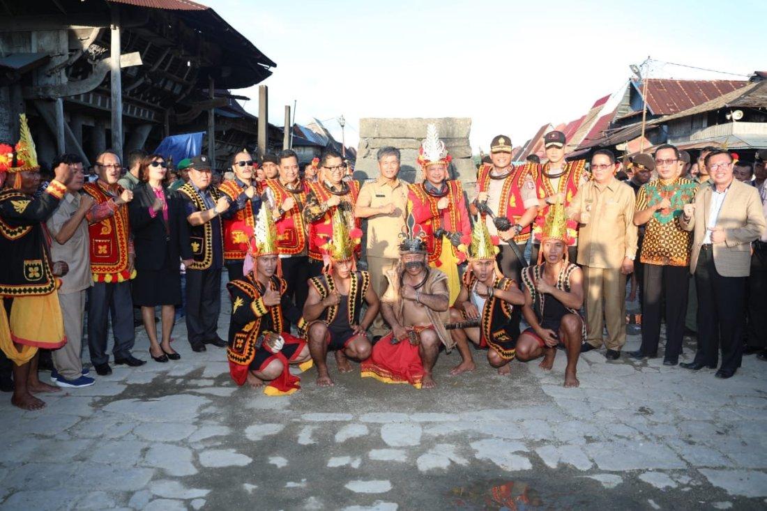 Tito Karnavian Tandai Pertama Kalinya Kunjungan Kerja Mendagri ke Nias