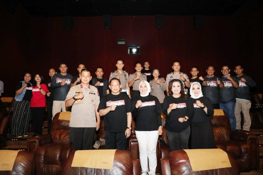 Tito Karnavian Nilai Film Sang Prawira Bawa Pesan Mendalam terkait Cita-Cita Pemuda