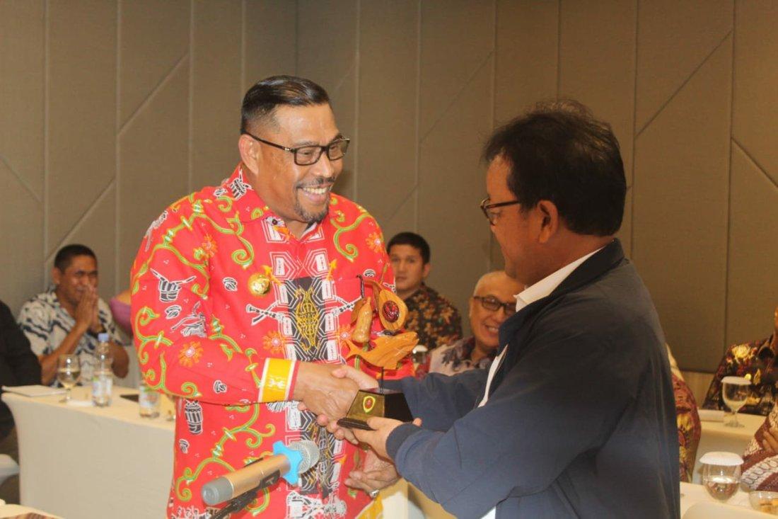 Sugeng Suparwoto Ungkap Komisi VII DPR RI Dukung Maluku Miliki PI 10 Persen Blok Masela