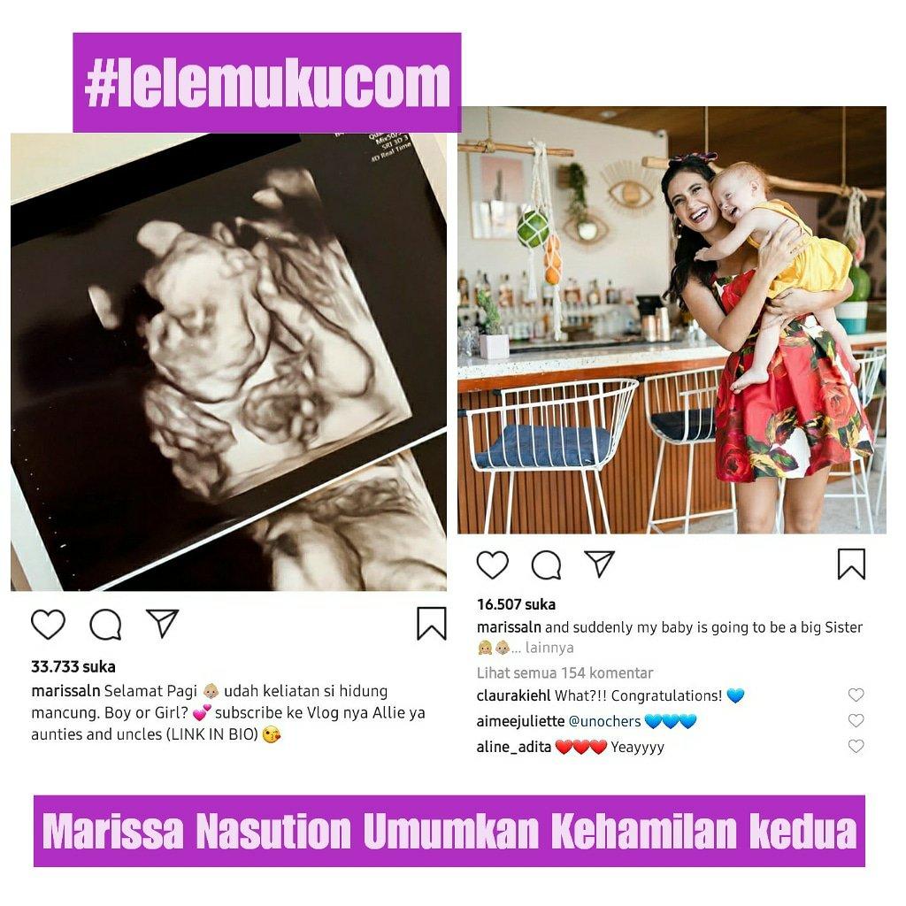 Marissa Nasution Umumkan Alaia Moana akan Jadi Kakak