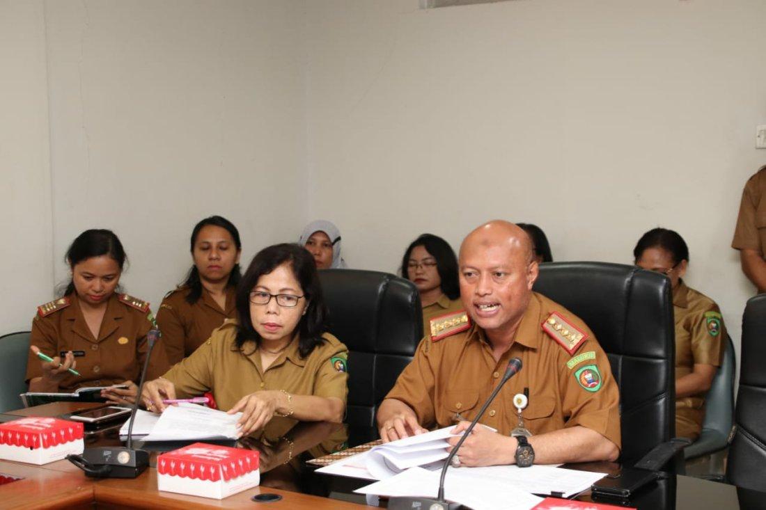 Djalaludin Salampessy Fokus Upayakan Percepatan Penurunan Angka Stunting di Maluku