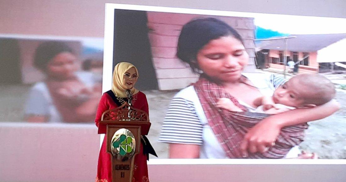 Widya Murad Ismail Yakin Sinergitas Sektoral Bisa Turunkan Angka Stunting di Maluku
