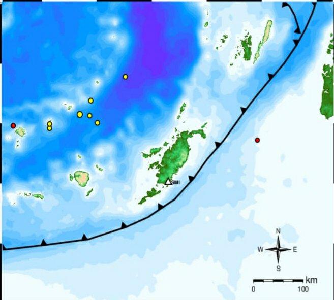 9 Gempa Goncang Tanimbar Hingga 20 Februari 2020