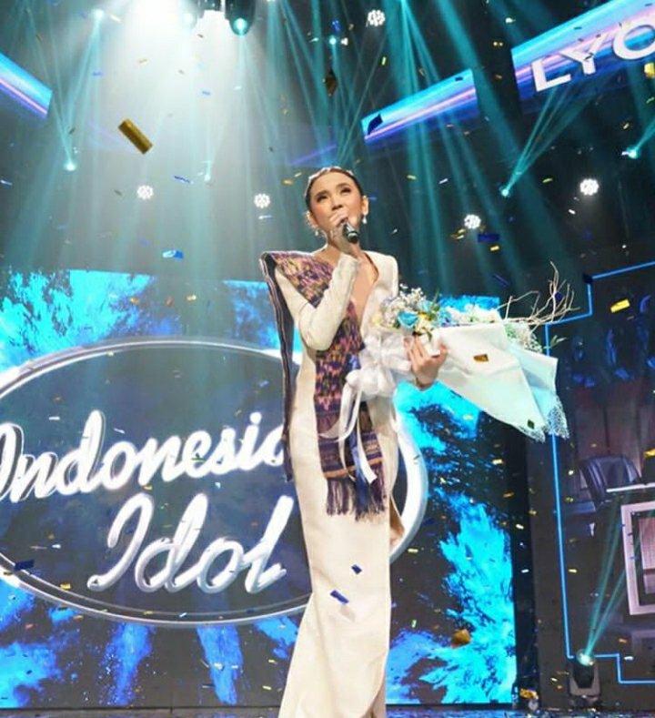 Raih Juara Indonesian Idol 2020, Lyodra Margaretha Ginting Yakin Peroleh Anugerah Tuhan