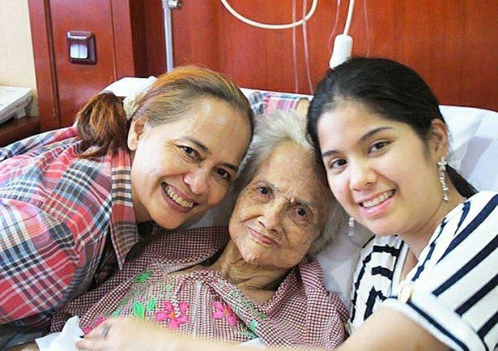 Annisa Yudhoyono Bagi Foto Tiga Generasi, Bersama Ibu dan Nenek