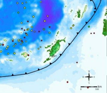 59 Gempa Goncang Tanimbar di Maret 2020
