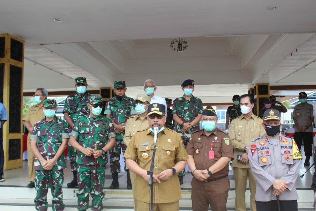 Murad Ismail Siap Alokasikan 100 M Untuk Tangani Covid-19 di Maluku