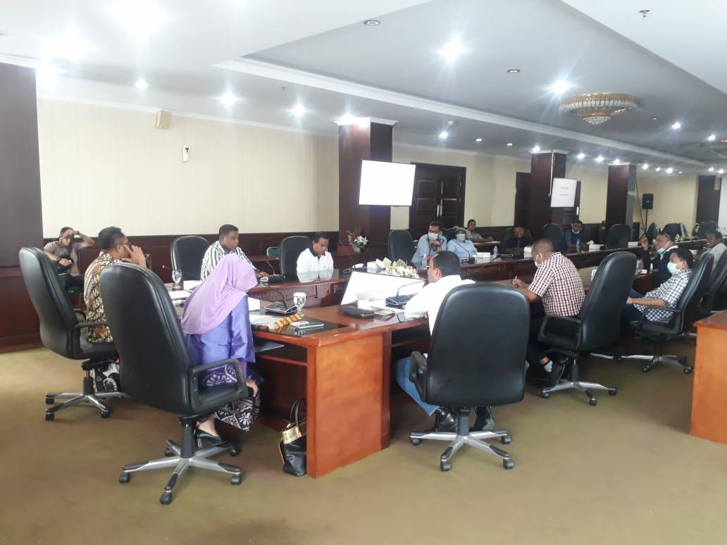 Gugus Tugas Covid-19 Maluku dan Organisasi Kepemudaan Bahas Penanganan Virus Corona