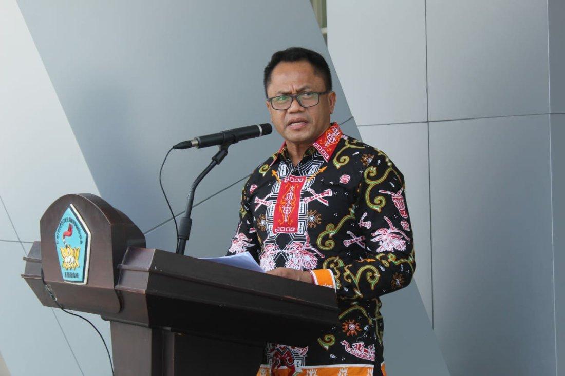 Kasrul Selang Bantah Informasi Meninggalnya Satu Pasien PDP di Kota Ambon