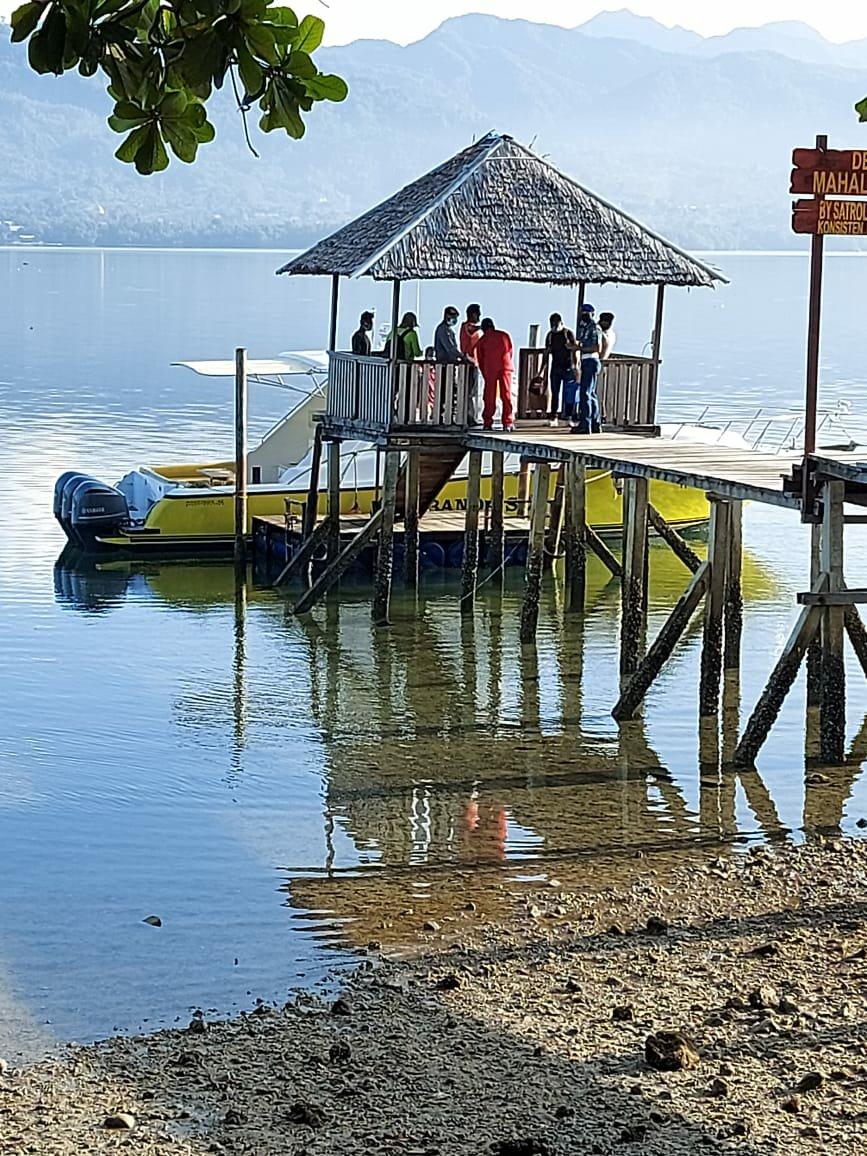 Dengan Rapid Test, 4 Warga Maluku Terkonfirmasi Covid-19