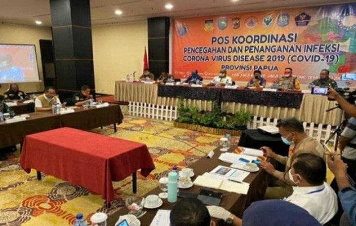 Pemprov Papua Perpanjang Masa Tanggap Darurat COVID-19 Hingga 3 Juli 2020