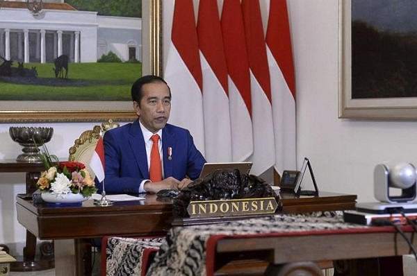 Jokowi Tugaskan Basuki Hadimuljono, Erick Thohir dan Prabowo Subianto untuk Ciptakan Ketahanan Pangan