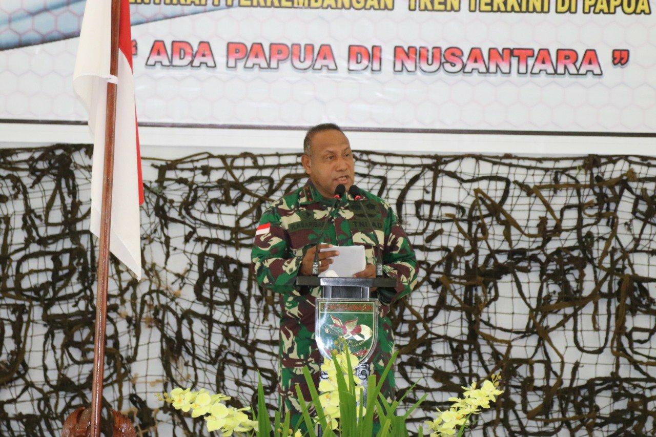 Herman Asaribab Pimpin FGD Cari Metode Penanganan Masalah Papua