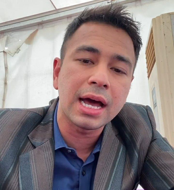 Langgar Prokes Usai Terima Vaksin, Raffi Ahmad Minta Maaf