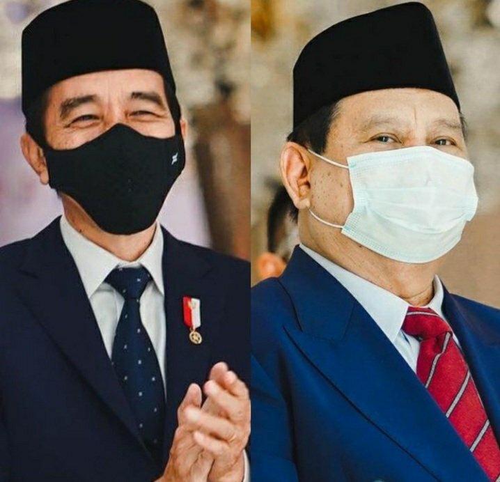 Jokowi dan Prabowo Jadi Saksi Nikah Atta dan Aurel
